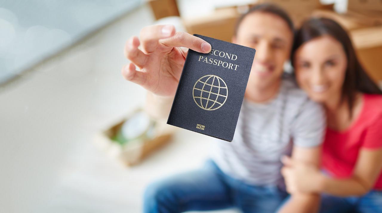 الآن هو الوقت الأمثل لك للحصول على جواز سفر ثان وأنت في منزلك