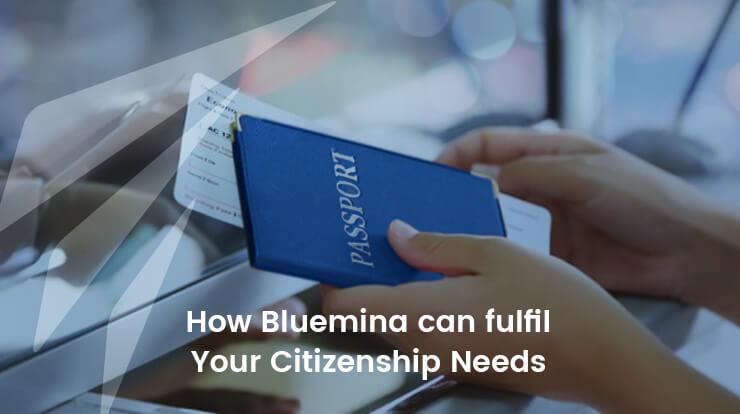How Bluemina can fulfil Your Citizenship Needs