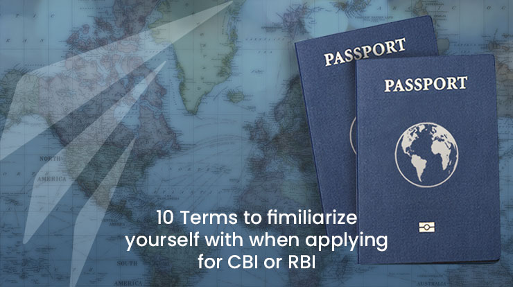 10 Terms to familiarize yourself with when applying for CBI and RBI