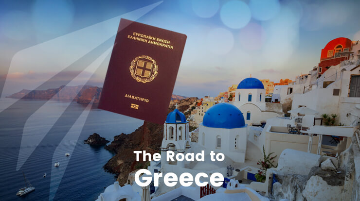 The Road to Greece