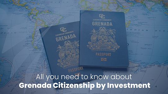All you need to know about Grenada Citizenship by Investment