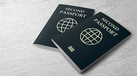 Five reasons to invest in a second passport