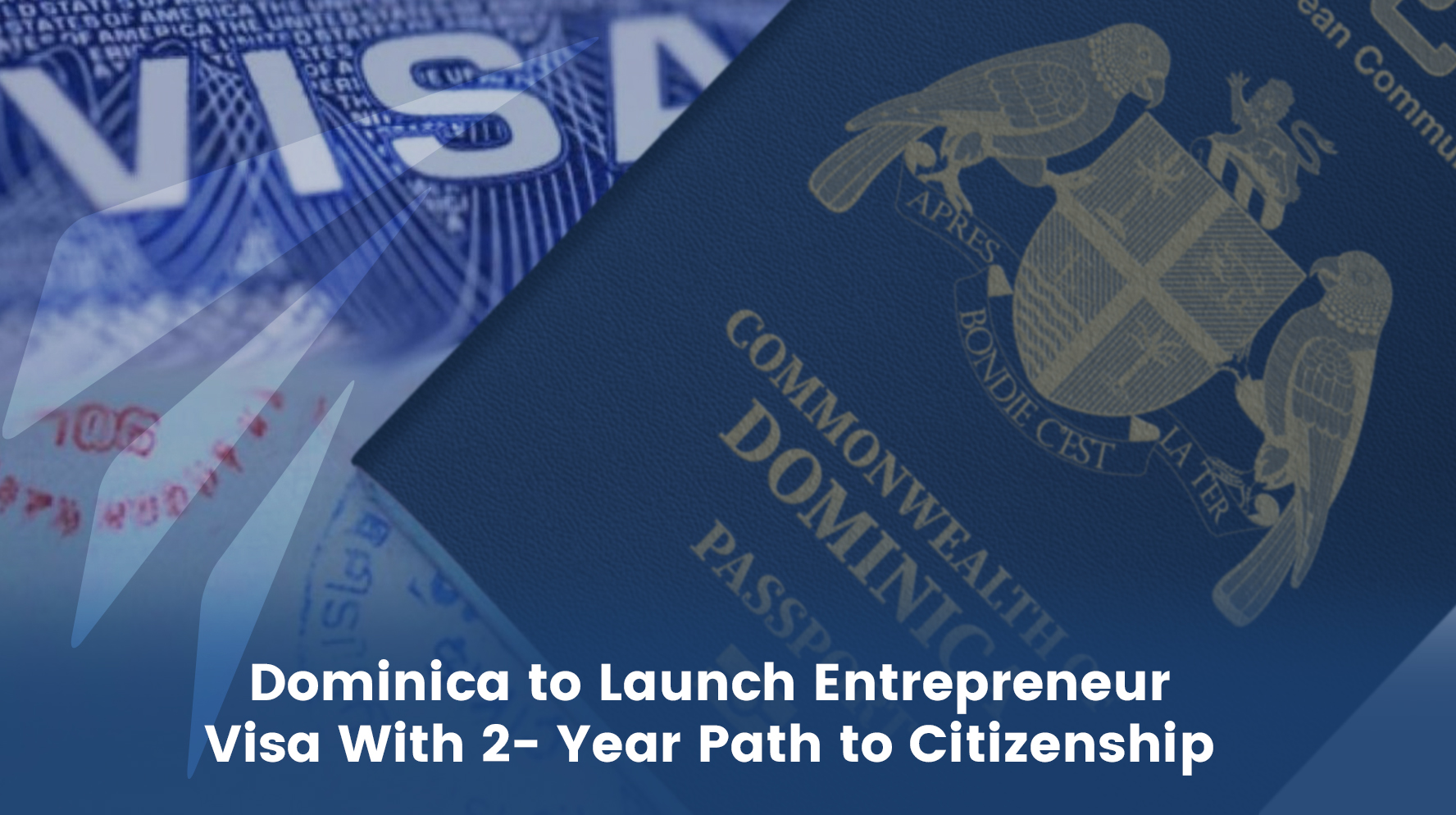 Dominica to Launch Entrepreneur Visa With 2-Year Path to Citizenship